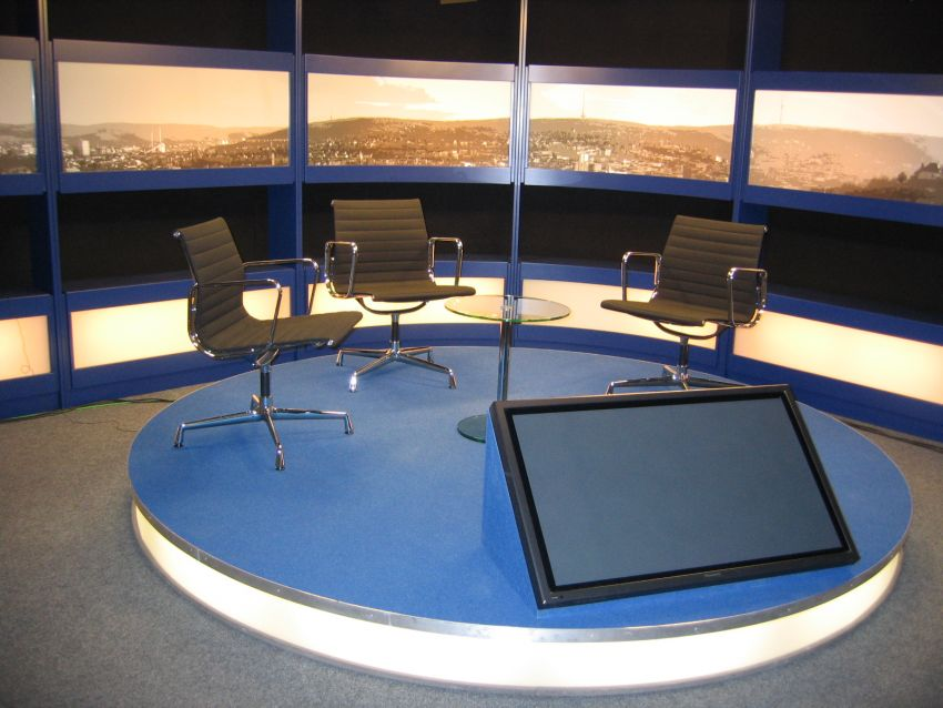 Landeshauptstadtstudio Regio TV Schwaben