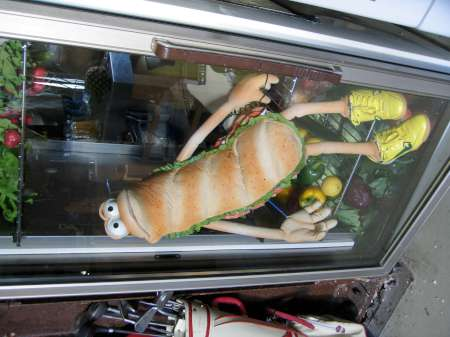 Subway Sandwiches - Sub Wayne